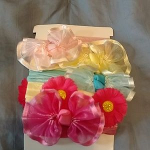 Other - 5 pack of baby headbands